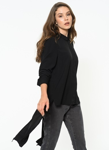 Adpt Gömlek Siyah